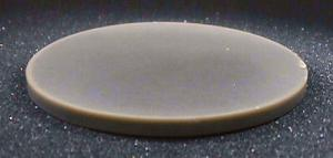 Silicon nitride disc, 52 mm diameter